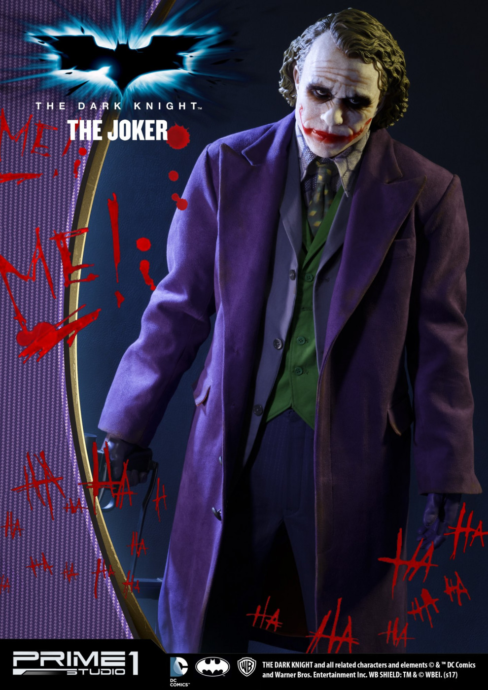 HD Museum Masterline The Dark Knight The Joker