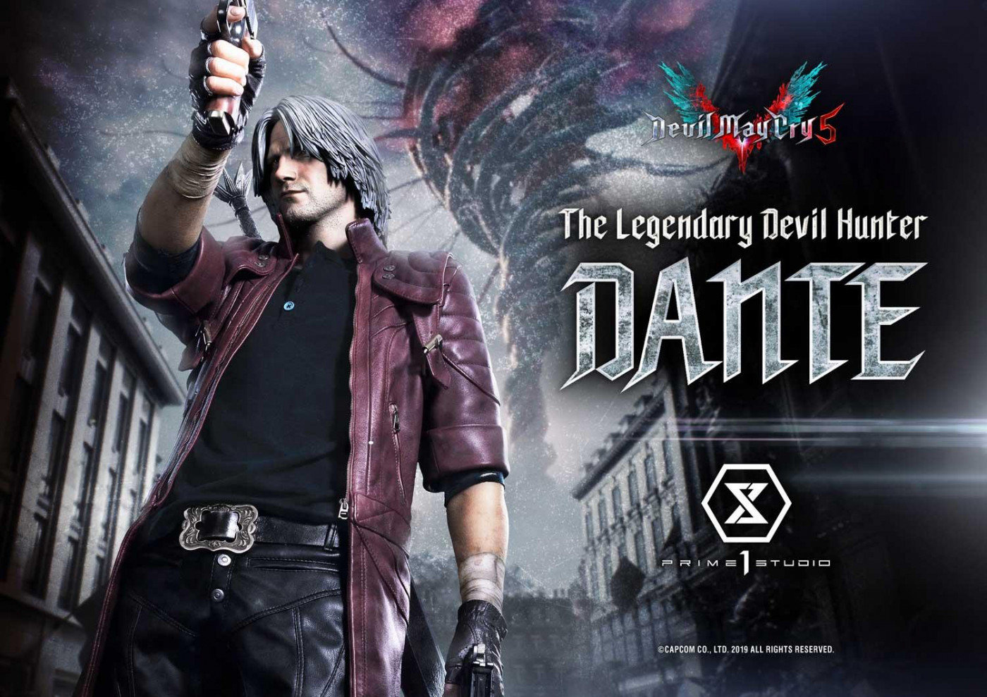 High Definition Museum Masterline Devil May Cry 5 Dante
