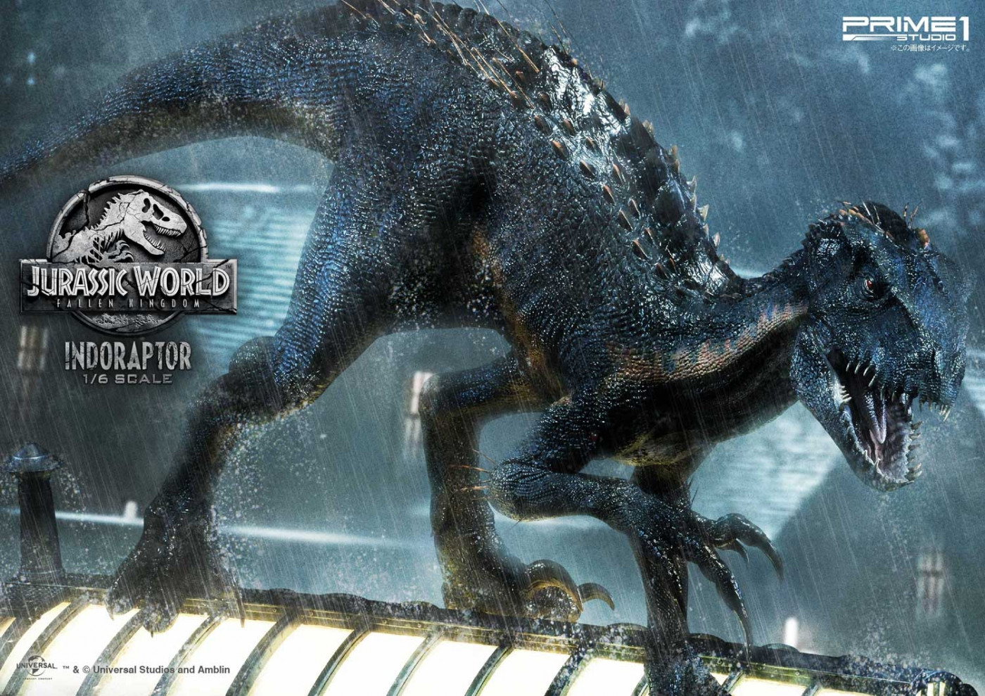 Legacy Museum Collection Jurassic World: Fallen Kingdom (Film) Indoraptor 1/6 scale