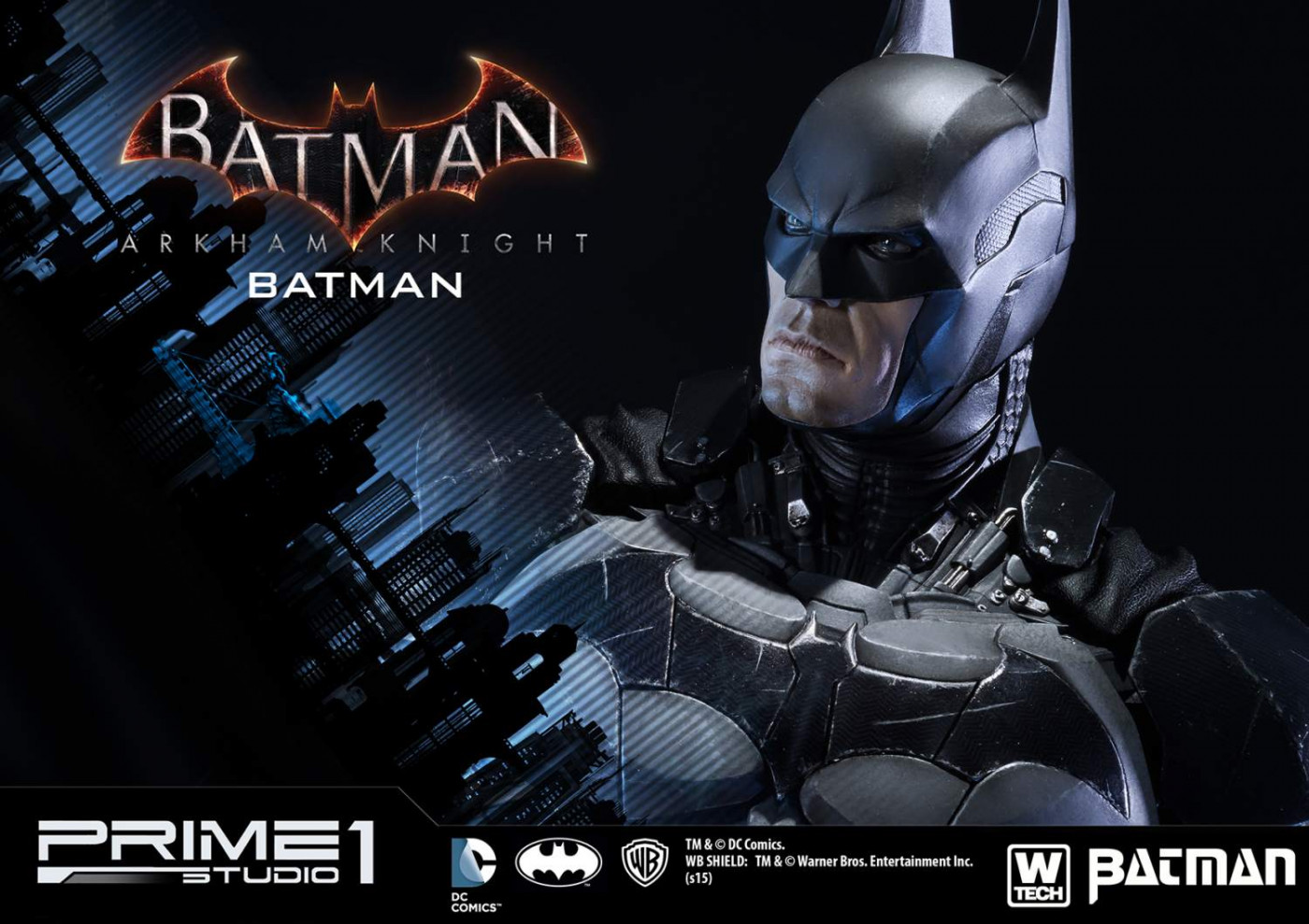 Museum Masterline Batman: Arkham Knight Batman