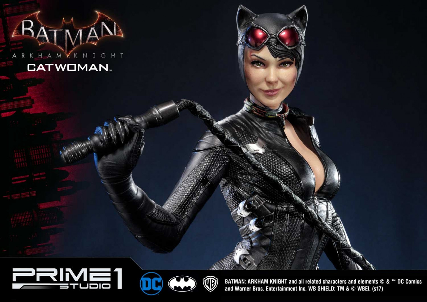 Museum Masterline Batman: Arkham Knight Catwoman