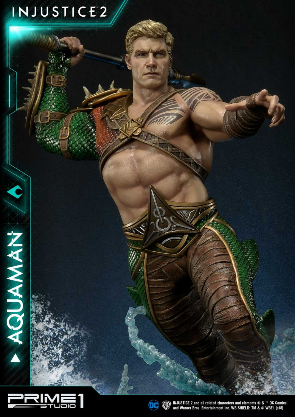 Premium Masterline Injustice 2 Aquaman