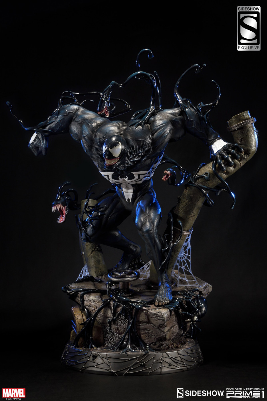 Premium Masterline Venom: Dark Origin Venom EX Version