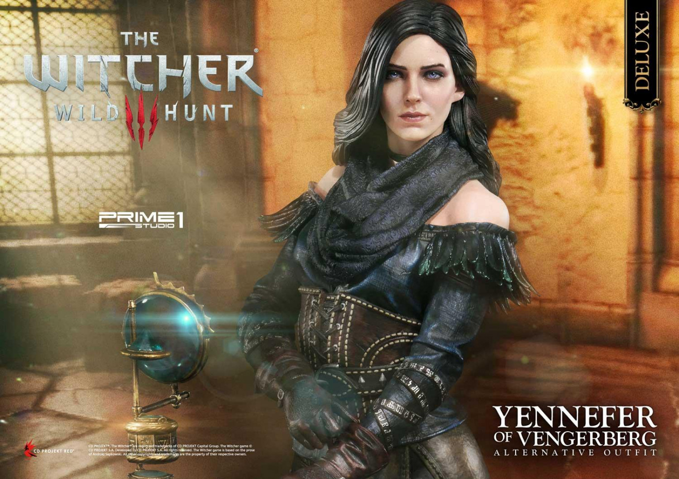 Premium Masterline The Witcher 3: Wild Hunt Yennefer of Vengerberg Alternative Outfit Deluxe Version