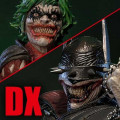 Museum Masterline Dark Nights: Metal (Comics) Batman Who Laughs Deluxe Version