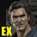 Museum Masterline Evil Dead 2: Dead By Dawn (Film) Ash Williams EX Version