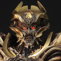 Museum Masterline Transformers: Age of Extinction Galvatron Gold Version