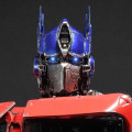 Museum Masterline Transformers: Bumblebee (Film) Optimus Prime Cybertron Edition