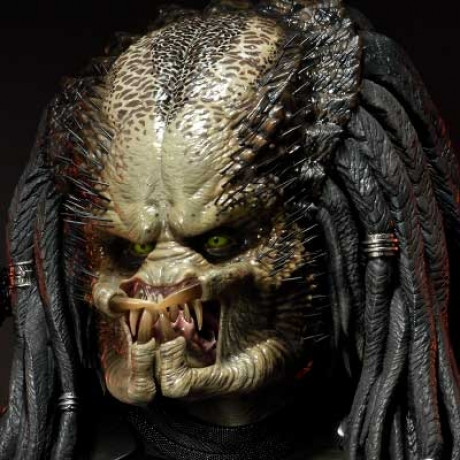 Life Size The Predator (Film) Fugitive Predator