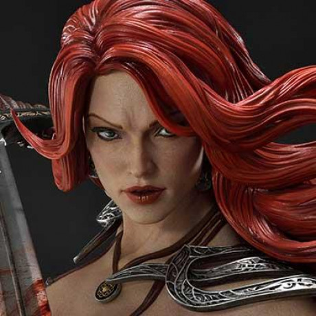 Museum Masterline Red Sonja Red Sonja She-Devil with a Vengeance