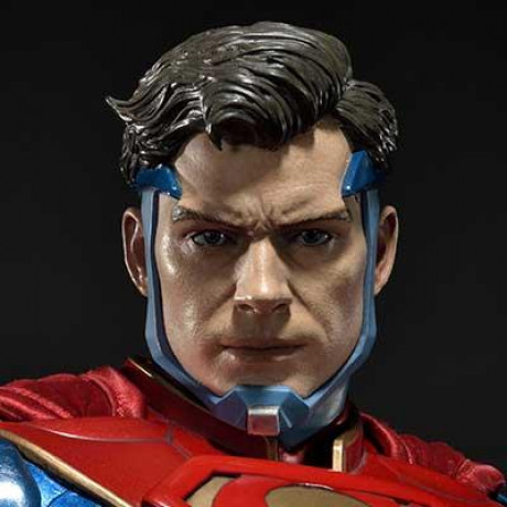 Premium Masterline Injustice 2 Superman