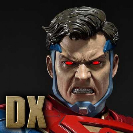 Premium Masterline Injustice 2 Superman Deluxe Version