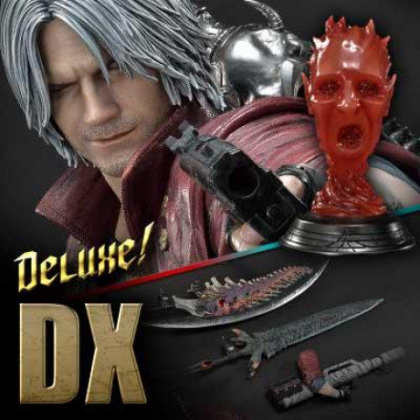 Ultimate Premium Masterline Devil May Cry 5 Dante Deluxe Version