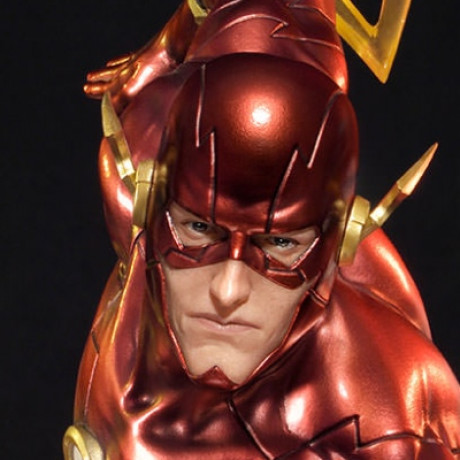Premium Masterline Justice League: Origin (The New 52!) The Flash EX Version