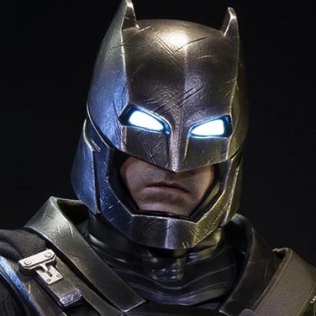 HD Museum Masterline Batman v Superman: Dawn of Justice Armored Batman