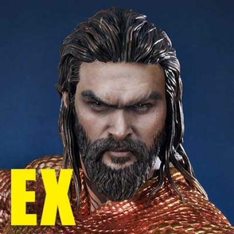 Museum Masterline Aquaman (Film) Aquaman EX Version