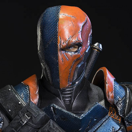 Museum Masterline Batman: Arkham Origins Deathstroke