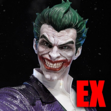 Museum Masterline Batman: Arkham Origins The Joker EX Version