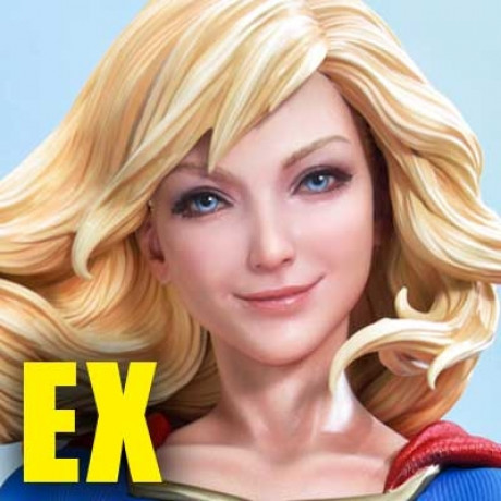 Museum Masterline Superman (Comics) Supergirl EX Version