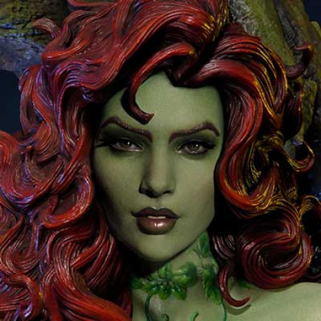 Museum Masterline Batman: Hush (Comics) Poison Ivy
