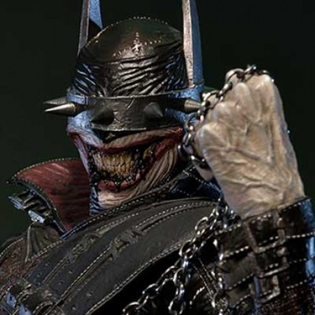 Museum Masterline Dark Nights: Metal (Comics) Batman Who Laughs