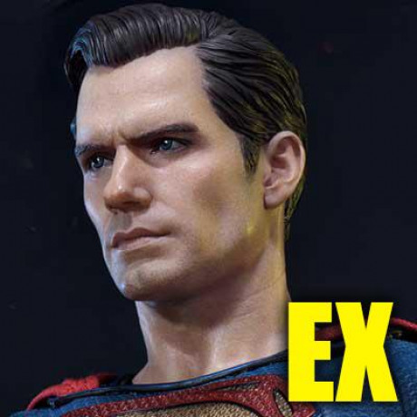Museum Masterline Justice League Superman EX Version