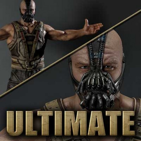 Museum Masterline The Dark Knight Rises (Film) Bane Ultimate Version
