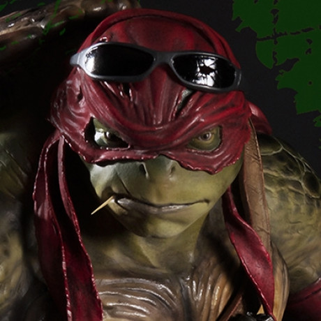 Museum Masterline Teenage Mutant Ninja Turtles Raphael