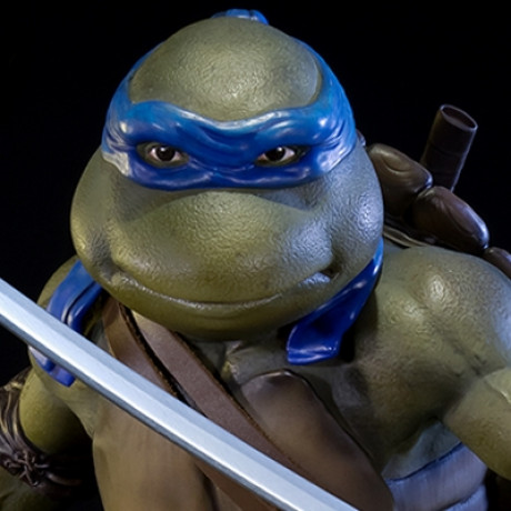 Museum Masterline Teenage Mutant Ninja Turtles 1990 Leonardo