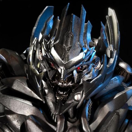 Premium Bust Transformers: Revenge of the Fallen Megatron