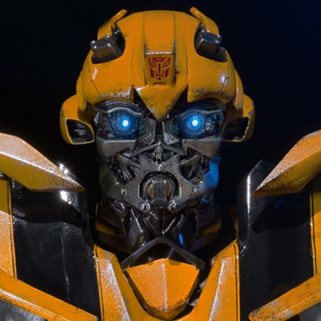 Premium Bust Transformers: Revenge of the Fallen Bumblebee