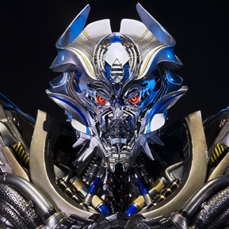 Premium Bust Transformers: Age of Extinction Galvatron