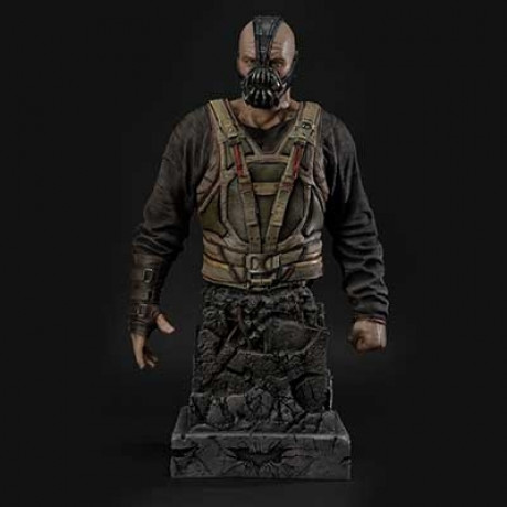 Premium Bust The Dark Knight Rises (Film) Bane