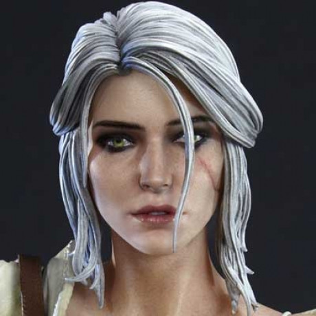 Premium Masterline The Witcher 3: Wild Hunt Ciri Fiona Elen Riannon