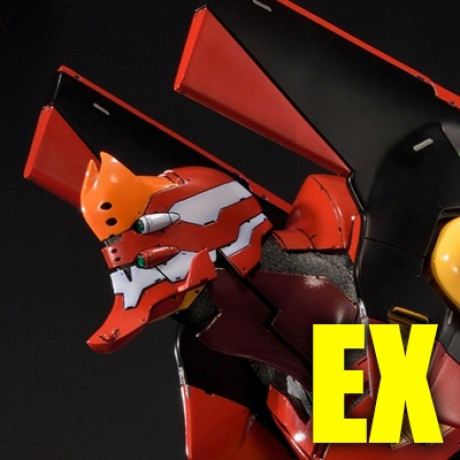 Ultimate Diorama Masterline Evangelion Production Model-02 EX Version