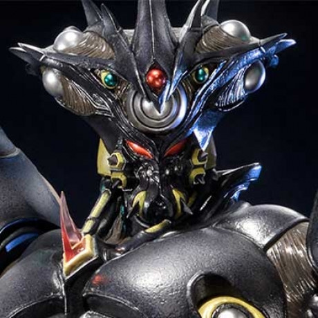 Ultimate Premium Masterline Bio Booster Armor Guyver Gigantic Dark