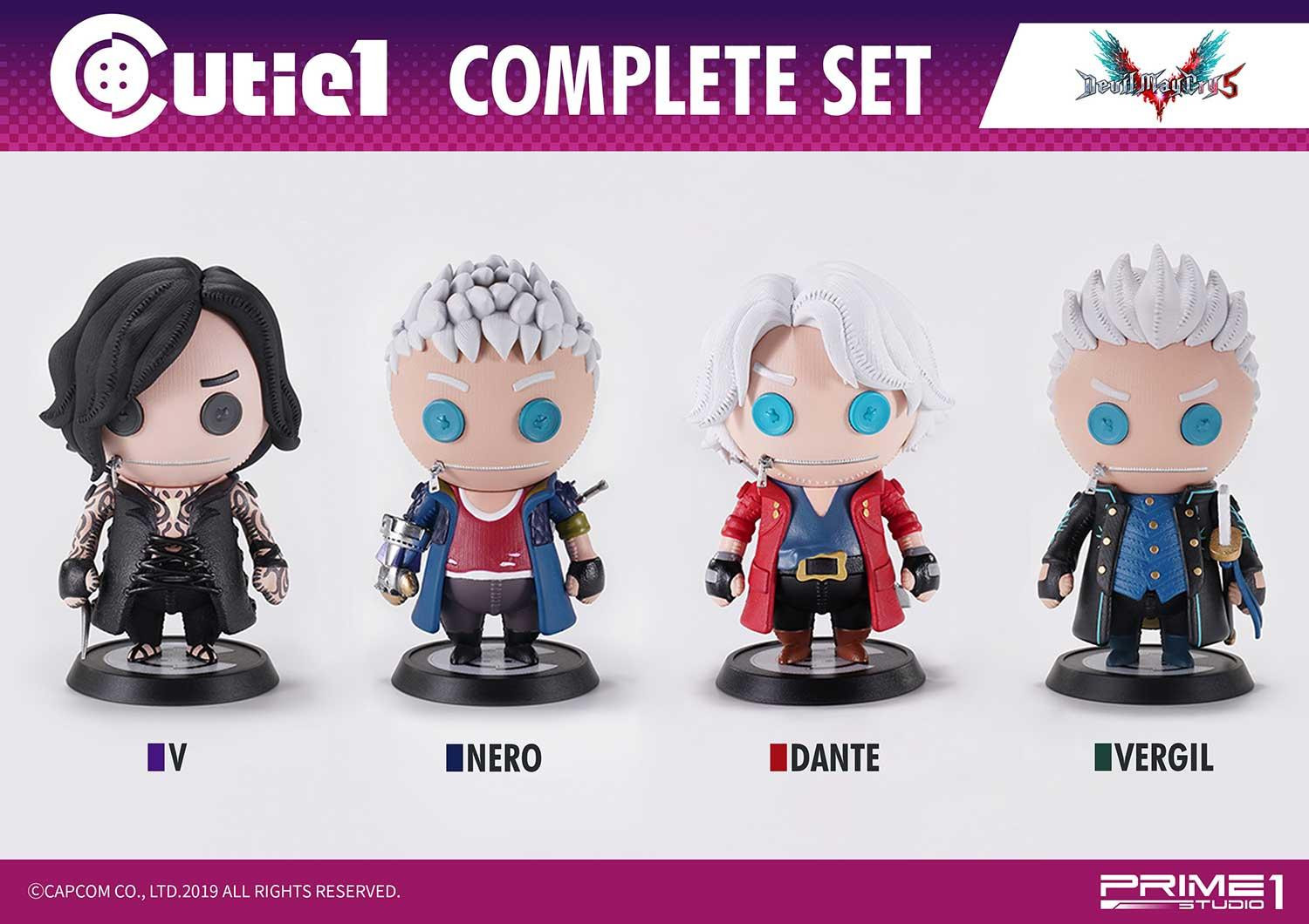 Cutie1 Devil May Cry 5 Complete Set