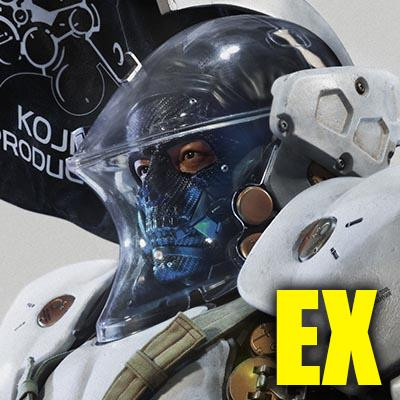 HD Museum Masterline Kojima Productions Ludens EX Version
