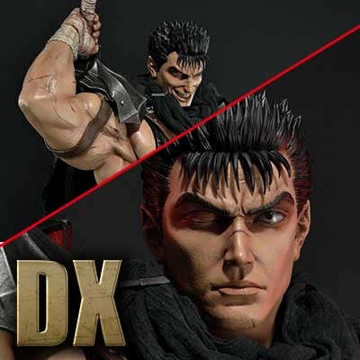 Museum Masterline Berserk Guts, The Black Swordsman Deluxe Version
