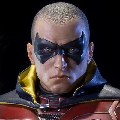 Museum Masterline Batman: Arkham Knight Robin