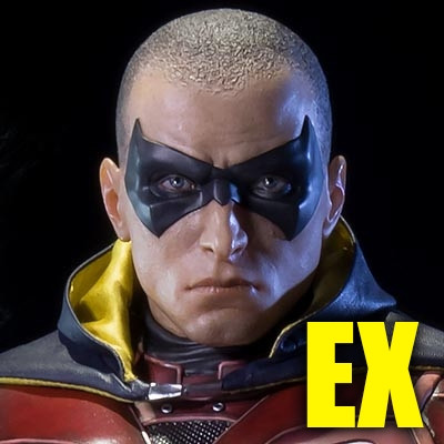 Museum Masterline Batman: Arkham Knight Robin EX Version