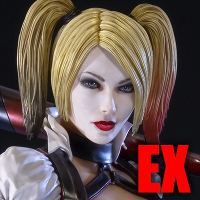 Museum Masterline Batman: Arkham Knight Harley Quinn EX Version