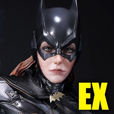 Museum Masterline Batman: Arkham Knight Batgirl EX Version