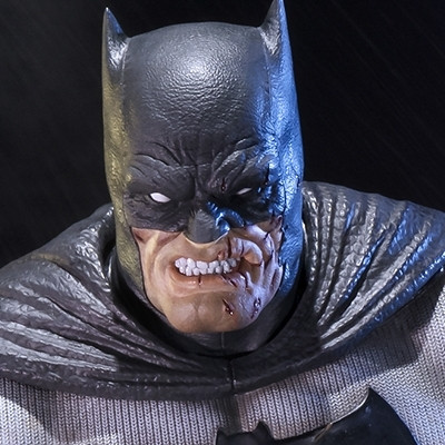 Museum Masterline Batman: Arkham City Batman