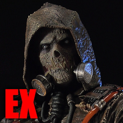 Museum Masterline Batman: Arkham Knight Scarecrow EX Version