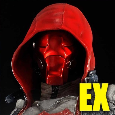 Museum Masterline Batman: Arkham Knight Red Hood Story Pack EX Version