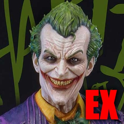 Museum Masterline Batman: Arkham Knight The Joker EX Bonus Version