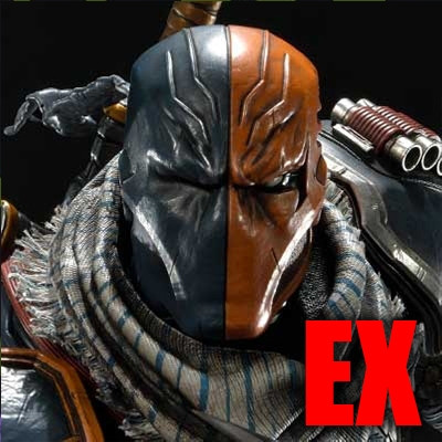 Museum Masterline Batman (Comics) Deathstroke EX Version