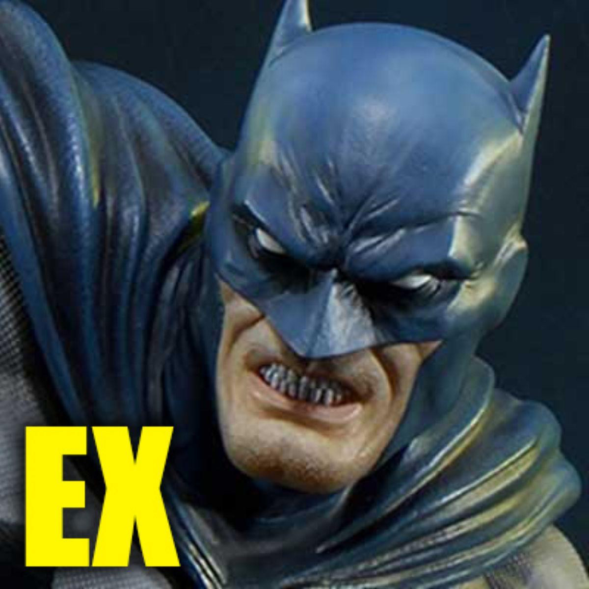Museum Masterline Batman:Hush Batman EX Version