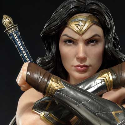 Museum Masterline Justice League Wonder Woman